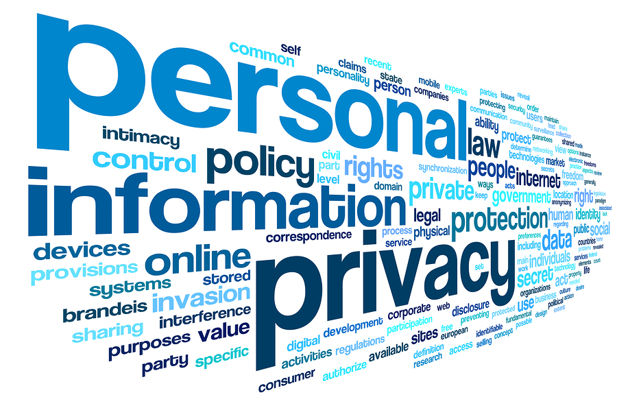 Personally identifiable information term paper