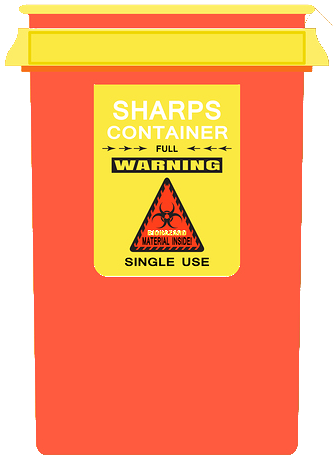 Medical Sharps Disposal Services