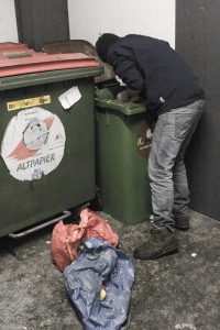 dumpster diving identity thief protect medical record prevent data breach