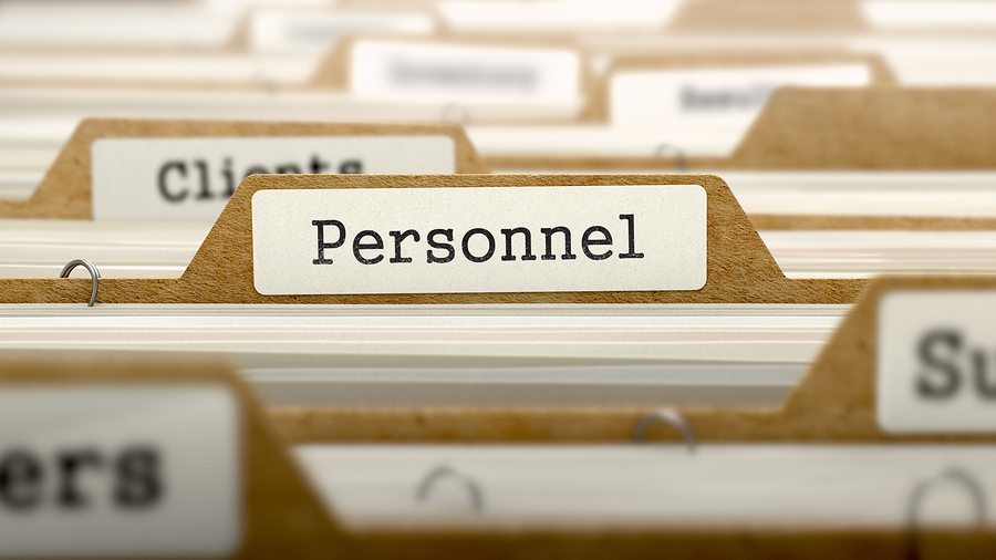 personnel records retention