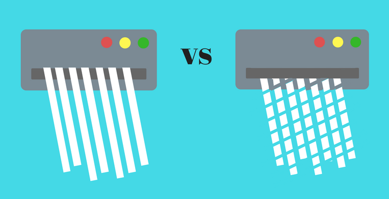 Strip Cut vs. Cross Cut Shredders