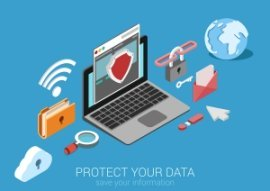 information needing protection how to prevent electronic threats