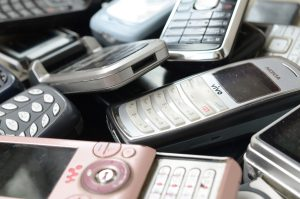 Product destruction services old outdated electronics