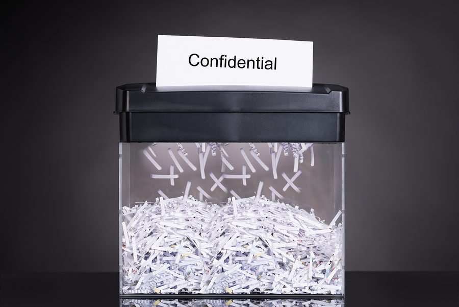 Paper Shredding Security Levels Shred Nations