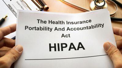 HIPAA definition