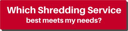 Find A Shredding Solution
