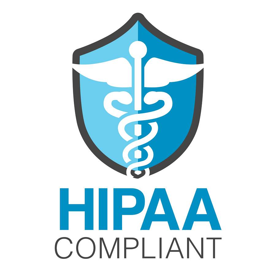 Comply with HIPAA and keep your data safe and secure