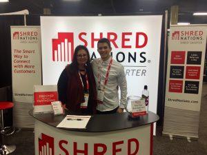 Shred Nations Team Members at NAID 2018