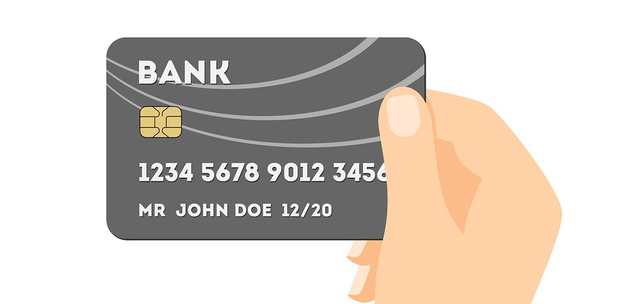 credit/debit card graphic