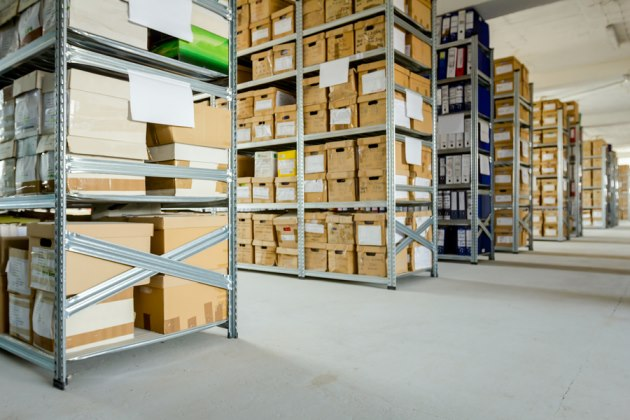 Secure Offsite Records Storage Facility