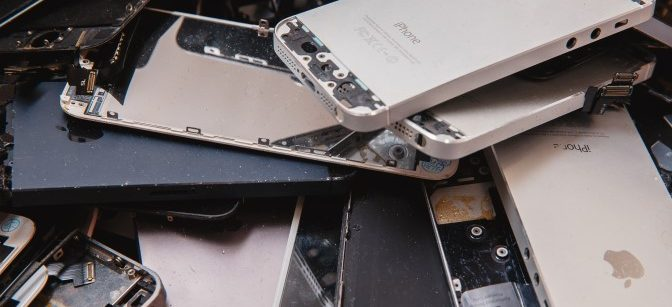Safe Destruction of Old Cell Phones