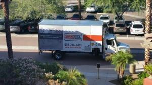 ShredLock Truck