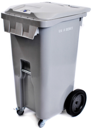 Large Shred Cart