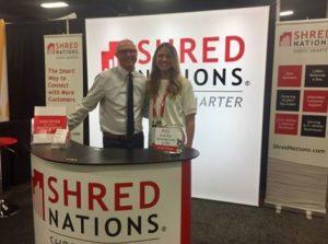 Shred Nations at NAID 2018
