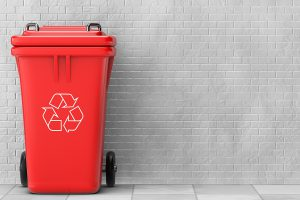 Use shredding bins for your recurring shredding service
