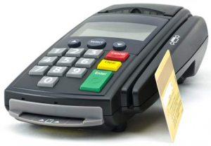 Skimming Credit Card Data