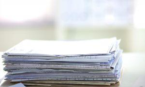 Record retention programs cut down on files