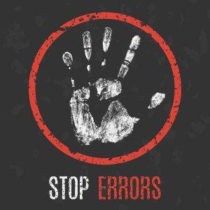 Stop Errors