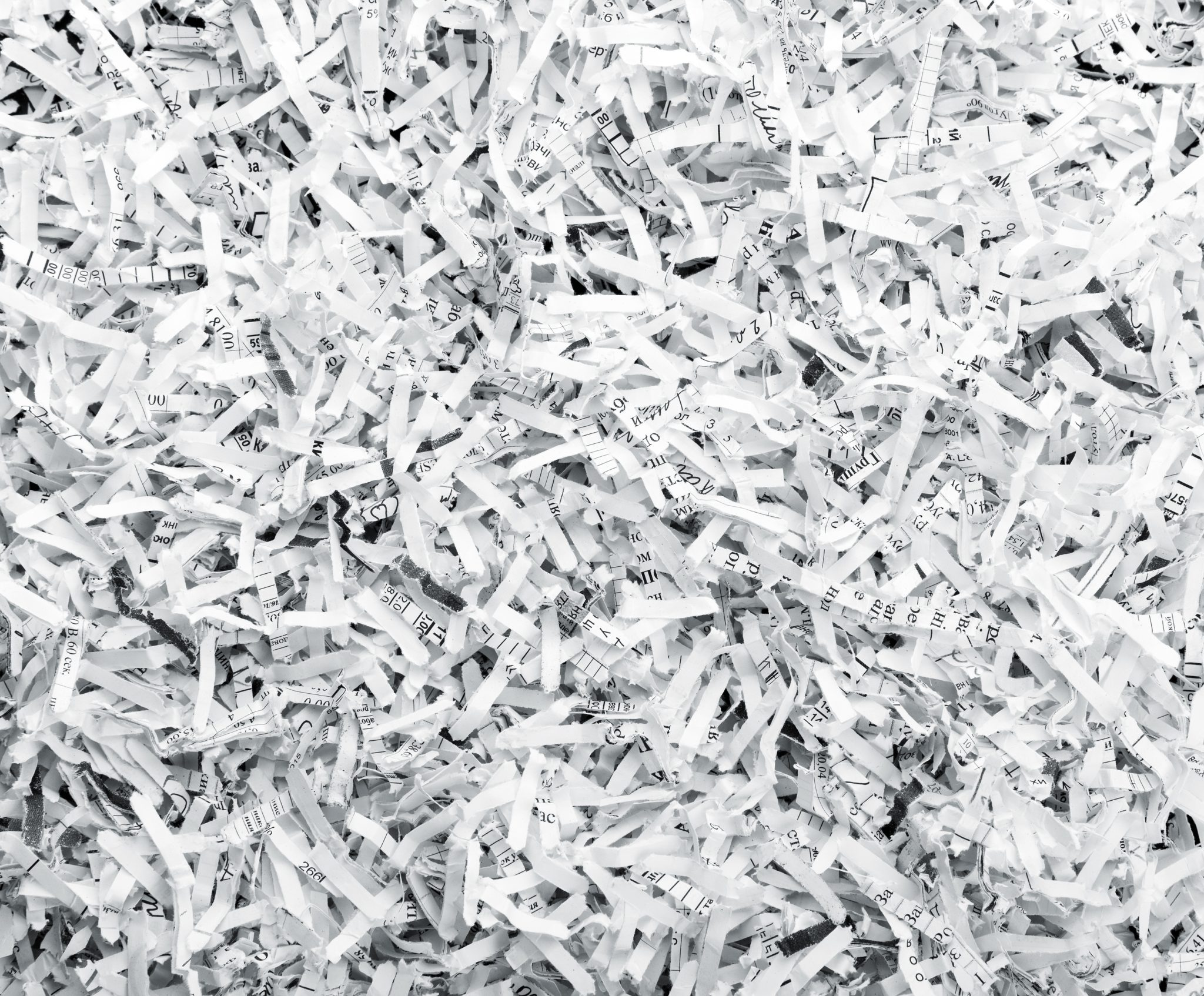 Residential Paper Shredding Recommendations Shred Nations