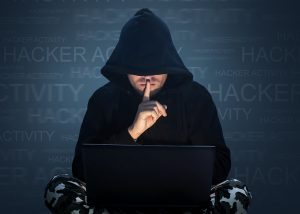 Computer hacker identity thief