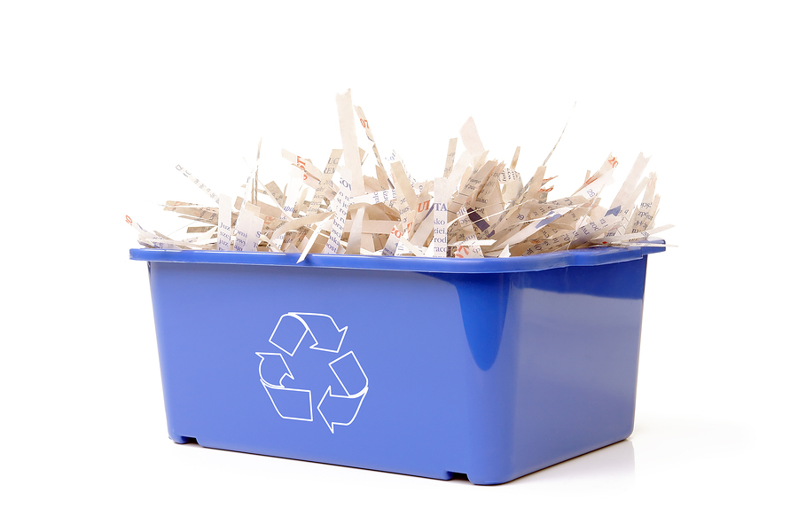 Shredding Management Plan