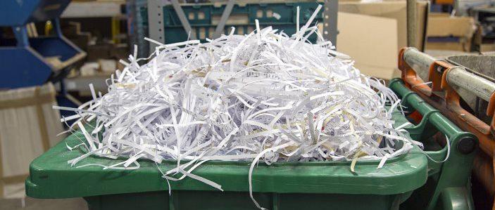 purge shredding