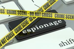 Crime of Computer Corporate Espionage