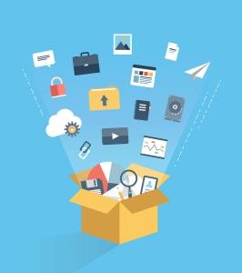 common document and data storage methods