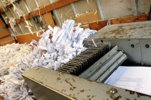 commercial shredding off site services