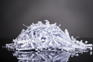what makes shredded paper shredding sustainable green environment friendly Renting Industrial Shredders