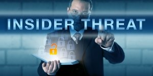 information needing protection from internal electronic threats