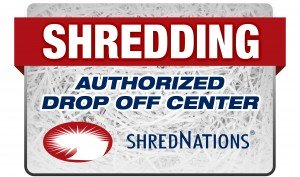 Finding a Drop Off Shredding Center Near You