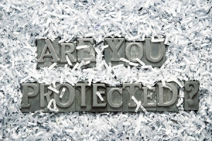 Secure shredding services